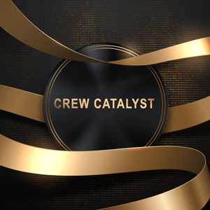CREW Catalyst award