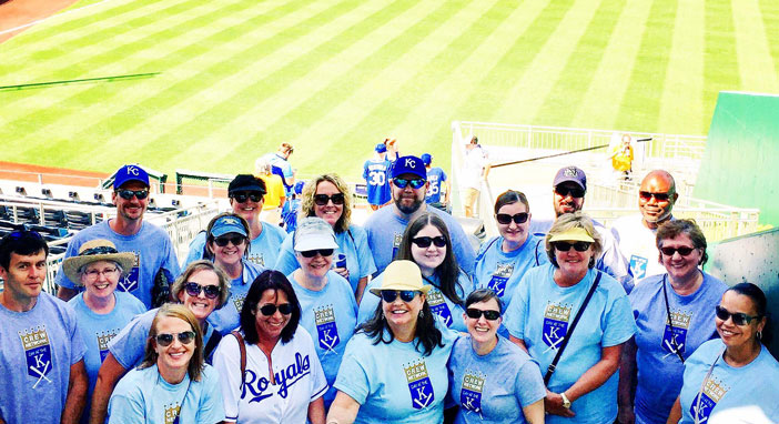 CREW Network Day at The K