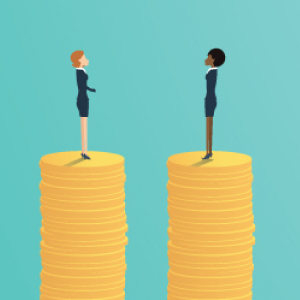 Women are open to sharing their compensation information with other women