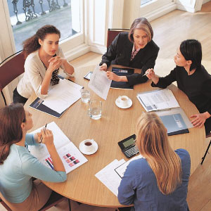 Facilitating dealmaking and business networking opportunities