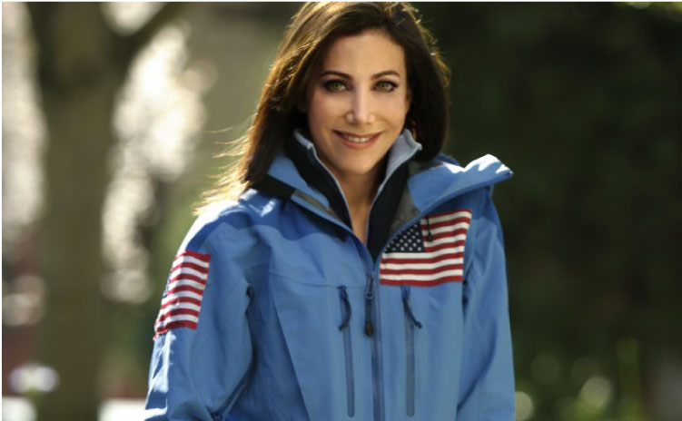 Alison Levine, Team captain of the first American Women's Everest Expedition