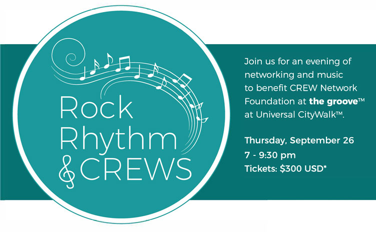 CREW Network Foundation Rock Rhythm & CREWs