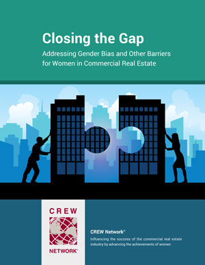 Closing the Gap: Addressing Gender Bias and Other Barriers for Women in Commercial Real Estate